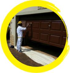 Fiberglass Door Restoration