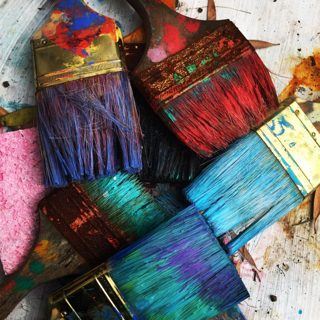 tools for beginner painters