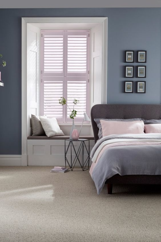 the perfect paint colour for your bedroom